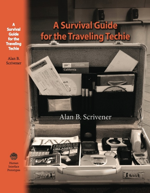 A Survival Guide for the Traveling Techie -- travelingtechie.com